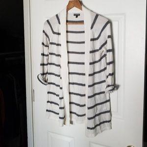 Express 3/4 sleeve sweater